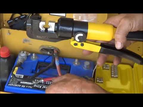 New tool review, battery cable crimpers (part 1) September 17, 2017