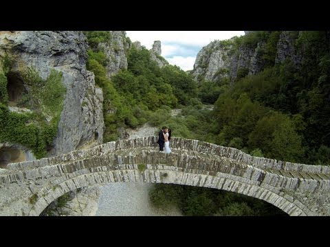 Aerial Wedding Video
