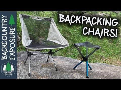 Best Backpacking Chair? Comparing Chair Styles!