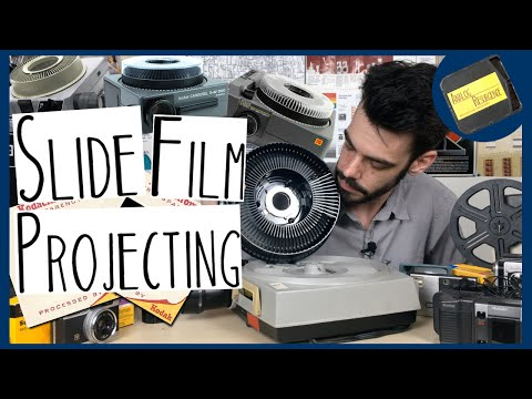 Slide Film Projectors | THE KODAK CAROUSEL
