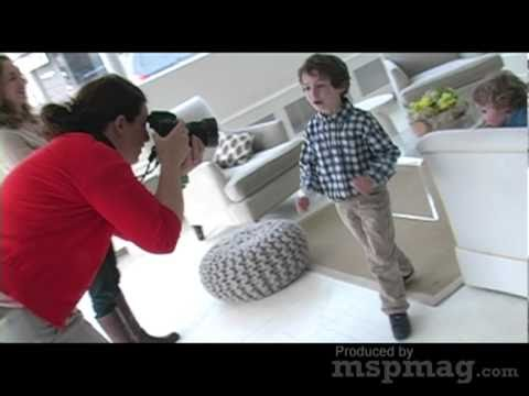 Photographing Kids: Tips from Liz Banfield