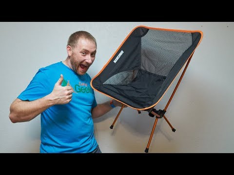 Marchway Camp Chair Review