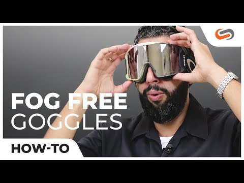 How to Keep Your Goggles From Fogging Up | SportRx