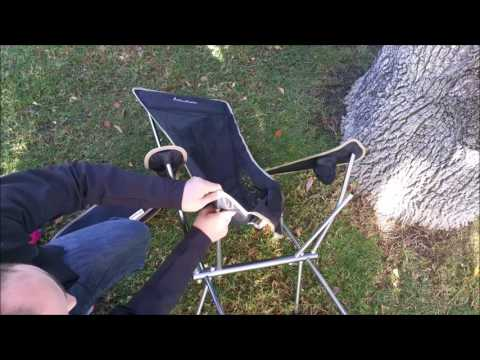 KingCamp Ultralight Camp Chair Review
