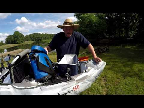 Different Cooler Options for Kayak Fishing