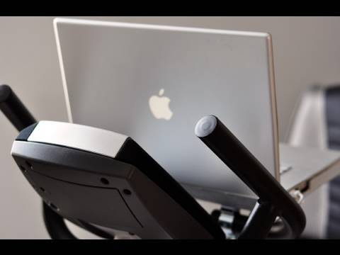 How To: Mount a Laptop to Your Exercise Equipment