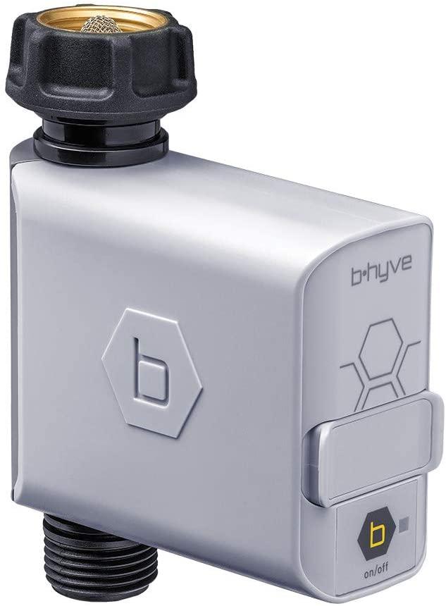 orbit b-hyve bluetooth faucet water timer